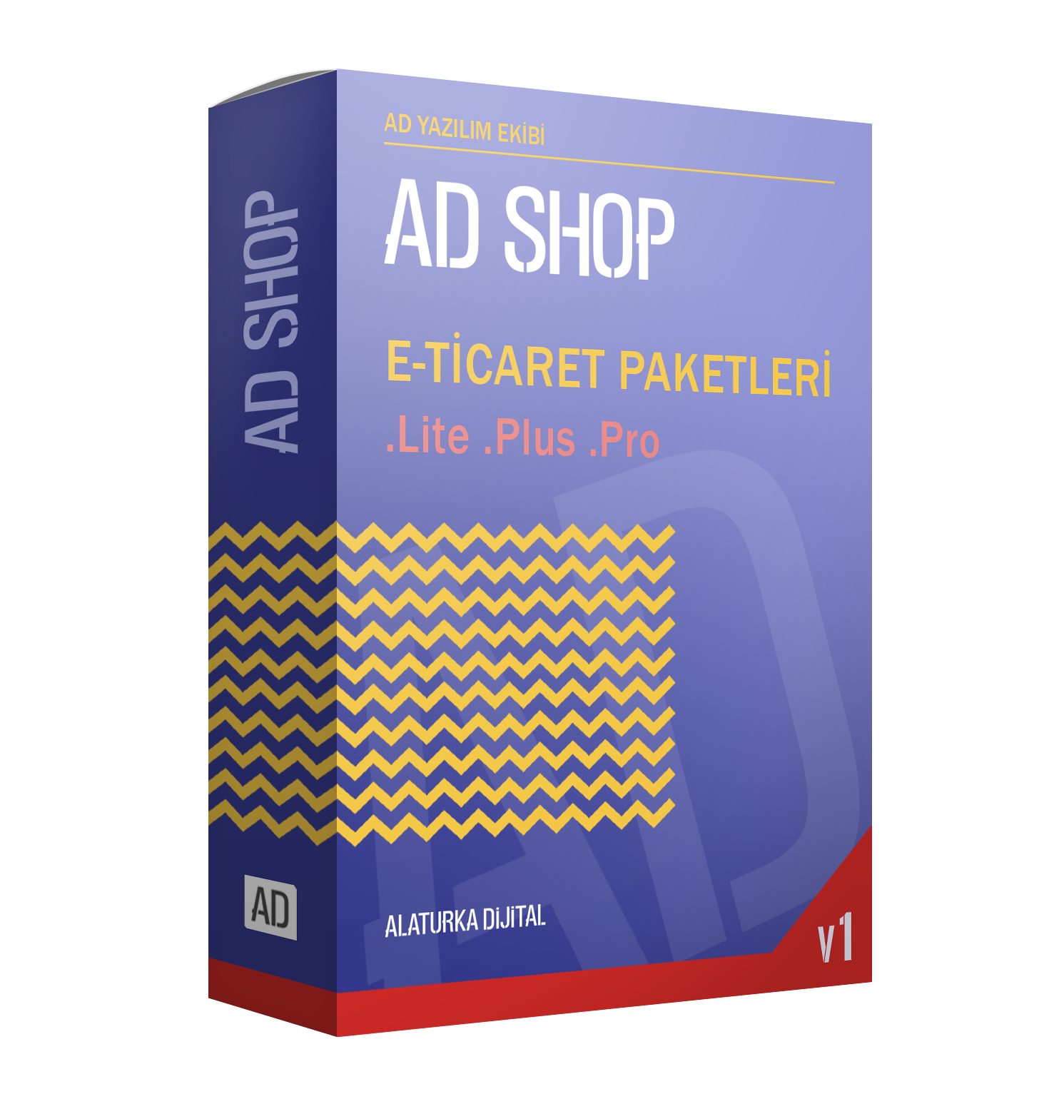 AD Shop - Plus